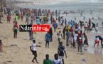DANGER : les plages de Saint-Louis non surveillées