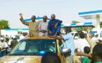 Caravane de BBY à SOR Nord : les  partisans d'Alioune Badara DIOP déroulent le tapis rouge à Mansour FAYE