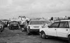 INSALUBRITÉ, PROLIFÉRATION DE MOUCHES, ODEUR NAUSÉABONDE, CANAUX D'ÉVACUATION D'EAU BOUCHES : La gare routière de Saint-Louis, la face hideuse de la  «Teranga» de Ndar
