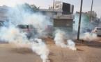 La police met fin à la marche de Manko Taxawu Senegaal, Bart' et Cie plus déterminés que jamais