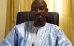 """Cheikhou KAMARA: """"le résultat au quartier sud, je l'assume ... """""""