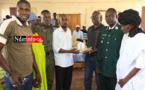 ÉCOLOGIE : le volontarisme des écogardes du Djoudj récompensé ( vidéo )