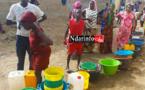 Pénurie d'eau à PIKINE : une conduite s'est cassée à Tableau WALO (SDE)