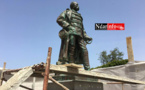 Saint-Louis : Faidherbe replacé (vidéo)