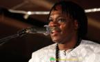 INNOVATIONS : Baaba MAAL  présente une plateforme digitale pour la distribution d'oeuvres musicales, samedi.