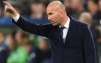 Prix Fifa : Zinédine Zidane sacré meilleur entraîneur de l'année 2017