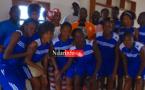 Tournée de montée en première division: le soutien d'Amadou NIANG galvanise les joueuses du Stade de PIKINE (vidéo)