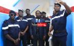 Saint-Louis : le Général Victor TINE satisfait de la rénovation de la Caserne des Sapeurs de l'île (vidéo)