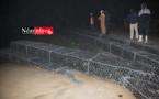 GOXU MBACC : Une délégation municipale dépêchée. Les populations magnifient l'apport de la digue de protection ( vidéo )