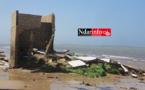 GANDIOL : la brèche ravage les concessions. Les populations interpellent le président Macky SALL ( vidéo )