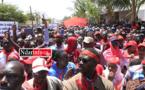 Marche Nationale des Enseignants : une mobilisation impressionnante à Saint-Louis, ce matin ( Vidéo & Photos )
