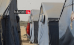 Saint-Louis – Khar Yalla : Eva Marie Coll SECK soulage les sinistrés (vidéo)