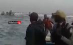 Saint-Louis: En pleine mer, des pêcheurs adressent ce message au Président Macky SALL (vidéo)