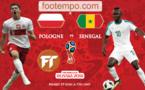Pologne-Sénégal en direct sur NdarInfo