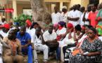 """Hôpital de Saint-Louis : les travailleurs regrettent la """"faillite totale"""" de l'établissement (vidéo)"""