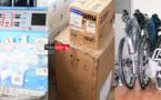 Saint-Louis : la Fondation Servir le Sénégal offre un appareil d'échographie et une unité d'hémodialyse à des structures sanitaires, des fauteuils roulants aux personnes handicapées ( vidéo )