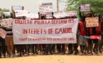 """SOIF DANS LE GANDIOLAIS : """" Nous ne parrainerons personne """", crient les populations de Moumbaye (vidéo)"""