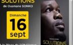 """DIRECT - La présentation du Livre """"Solutions"""" de Ousmane SONKO"""
