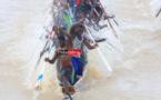 Régates de Saint-Louis : les pêcheurs s'entrainent (vidéo)