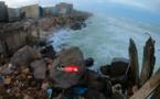 GUET-NDAR : les terrifiants impacts des vagues (vidéo)
