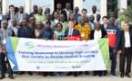 KAFACI 2018 : 19 pays d'Afrique à Saint-Louis pour développer les variétés de riz  (vidéo)