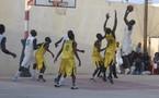 Basket Ball masculin : 1èr Tour Play-off  UGB écrase US Rail
