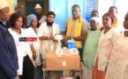 Des lots d'appareils médicaux offerts au poste de santé de RAO par le docteur Ousmane FALL du mouvement ALSAR (vidéo)