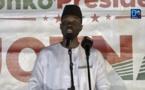 Ousmane Sonko : « J'ai vu un meeting de BBY avec deux individus, l'autre c'est une chèvre »