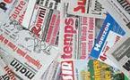 Les émeutes dans la presse