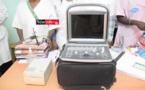 Poste de Santé de Sindoné : Mansour FAYE complète le dispositif d'échographie