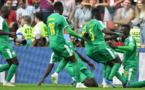 Le Sénégal en tête du groupe A