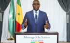 Adresse à la Nation du Président Macky SALL : Voici le discours intégral