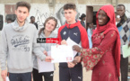 Stage humanitaire : le Centre Ande Taxawu Talibé forme de jeunes Français (vidéo)