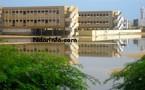 [ PHOTOS ] Le lycée Charles De Gaulle sous les eaux à quelques jours de l'ouverture des classes