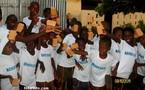 [ Photos ]Saint-Louis - Action Sociale: La case des tout-petits habille les talibés à Pikine