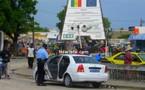 Bataille rangée entre policiers et marchands ambulants sur l'avenue Charles De gaulle, ce mercredi