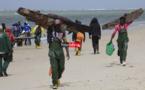 Disparition des 5 pêcheurs de Saint-Louis : Une pirogue retrouvée avec ses équipements, sans aucun membre de l'équipage (vidéo)