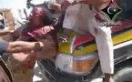 [ VIDEO ] Une vidéo diffusée par Al-Jazira montrant Mouammar Kaddafi torturé vivant lors de sa capture