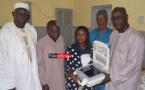 GOXU MBACC: Un important lot d'équipements offert au poste de santé  (vidéo)