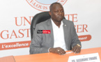 UGB : la délégation du PATS en colère contre le Recteur et le SG du Rectorat