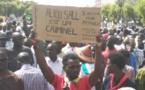 AAR LUNU BOKK : la Forte mobilisation à la place de la Nation (vidéo)