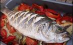 Le poisson bon pour les femmes
