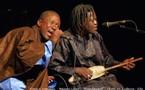 Concert de Lancement de l'Album « Njanngen » du PMA/ENF : Le groupe Ngaari-Laaw en action à Douta Seck