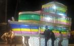 EXCLUSIVITE [VIDEOS ET PHOTOS] Le Fanal brille sur la place Faidherbe de Saint-Louis