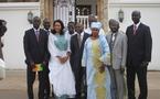 [Photos] Présidentielle 2012: Rewmi a déposé la candidature de Idrissa Séck