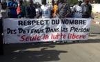 Marche : la société civile dénonce l'enfer des détenus