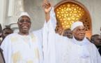 La réconciliation consommée : Bientôt, le pape du Sopi au Palais.