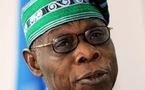 [ URGENT ] Pour Obasanjo les conditions pour la tenue de la Présidentielle ne sont pas réunies