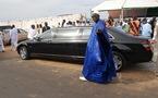 Le chauffeur de Wade rend les clés de la voiture présidentielle