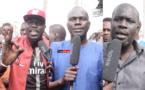 """Les 5 commerçants du marché NDAR libérés : """"Nous restons déterminés"""", crient les partisans d'El Hadj Lamine SÈNE (vidéo)"""